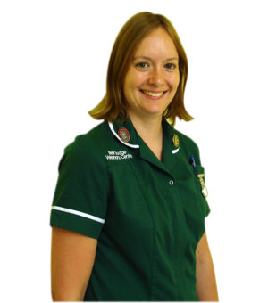 Louse James - Veterinary Nurse