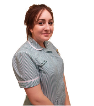 Saffron Rosser - Veterinary Nurse